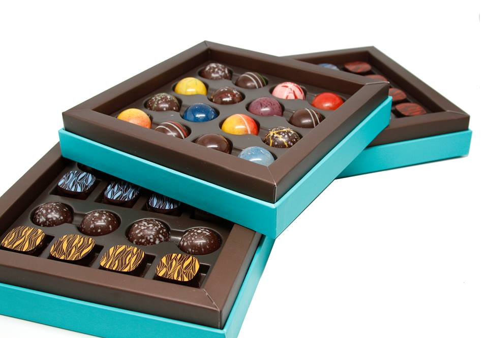 ChocolaTas Belgian Chocolates for Vancouver Gift Delivery