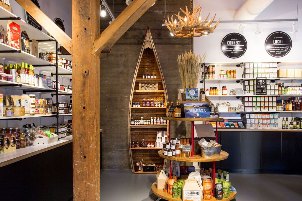 Edible Canada Retail Shop
