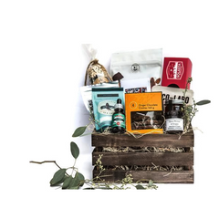 Givopoly vancouver mother's day gift basket