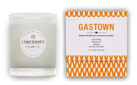 Vancouver Candle Co. Neighbourhood Candles