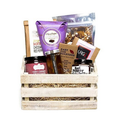 Essential Vancouver Gift Basket