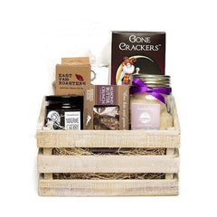 Local Gourmet Foodie Gift Basket Vancouver