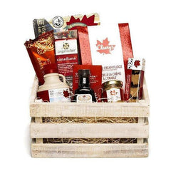 Canadiana Foodie Gift Basket Vancouver
