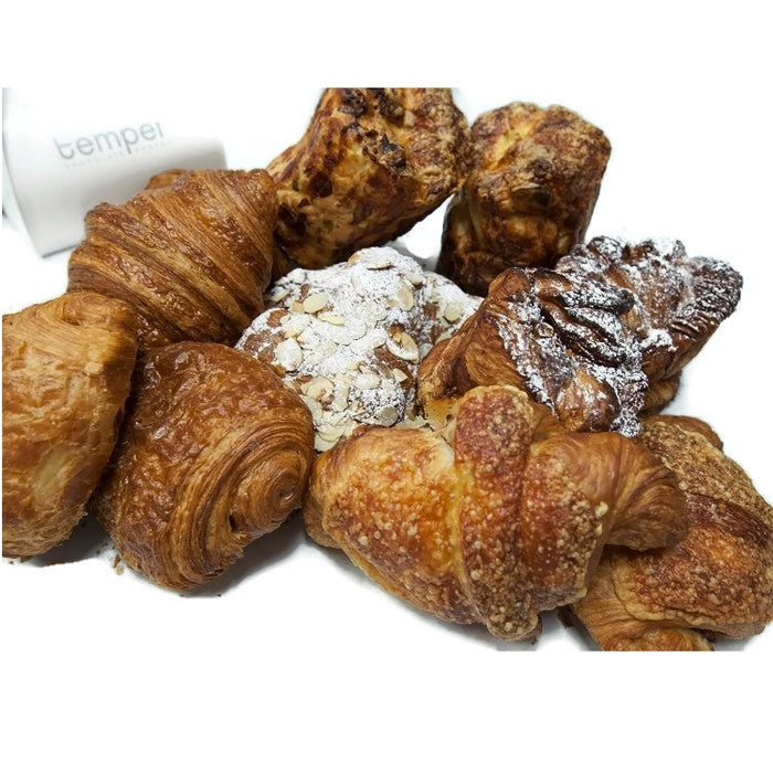 Assorted Sweet & Savoury Pastries