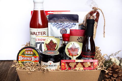 Canadiana Gift Basket Large