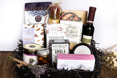 Best of BC Gift Basket