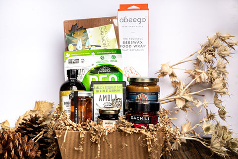 Pantry Essentials Gift Basket