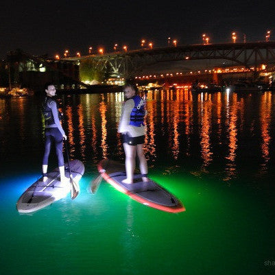 Light the Night Kayak or Paddleboard Tour