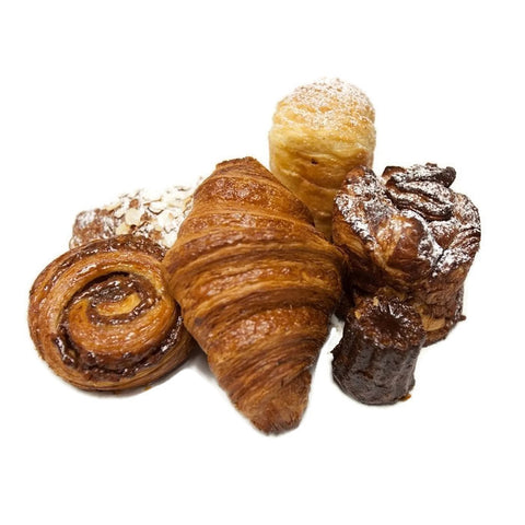 Assorted Sweet Pastries