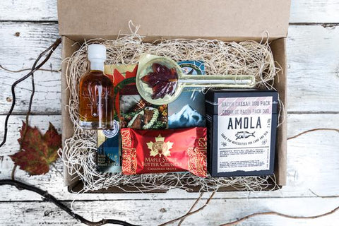 Gifts for foodies in vancouver givopoly vancouver local gift delivery canada in a box negle Choice Image