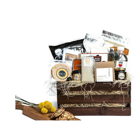 Double Occupancy Gift Basket