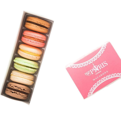 Vancouver gift delivery service givopoly givopoly vancouver macarons gluten free negle Image collections