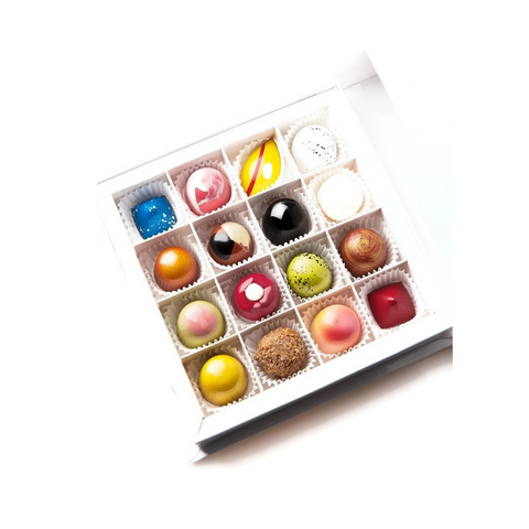 Chocolate Box - 16 PC