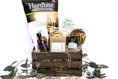 Room Service Gift Basket