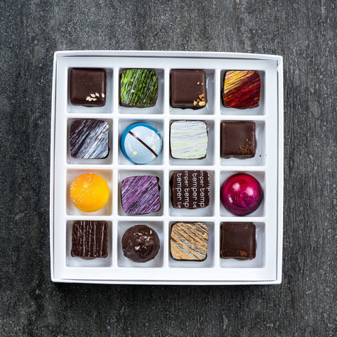 Chocolate Gift Box - 16 PC