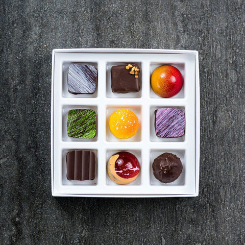 Chocolate Gift Box - 9 PC