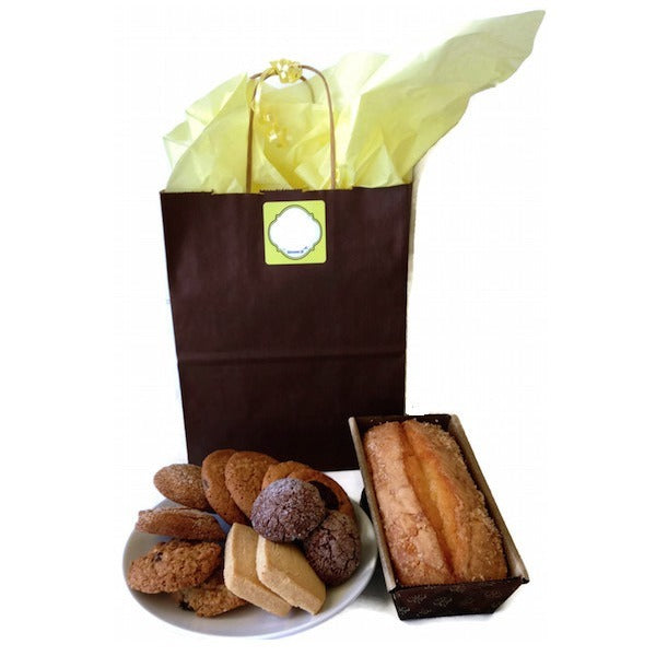 Gluten free gift bag for vancouver gift delivery givopoly baked goods gluten free gift bag negle Image collections