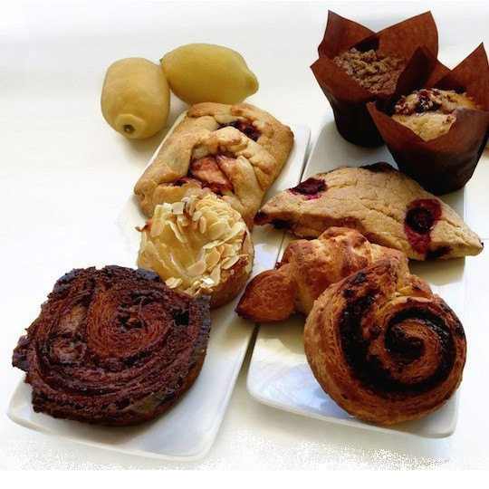 Baked Goods - Gluten-Free Morning Pastries