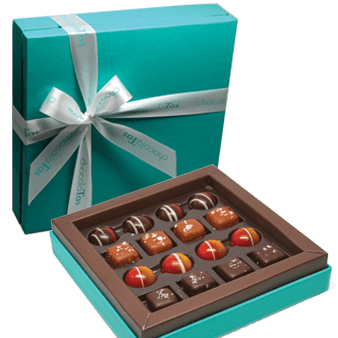 Elegance Caramels Assortment