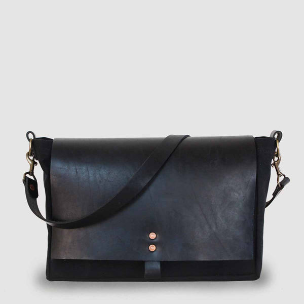 BIKER MESSENGER BAG