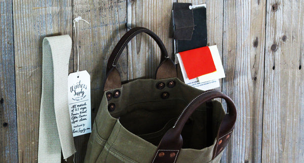 JOURNALIST FOLIO BAG