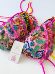 Mix & Match Colombian Beaded Bikini Tops