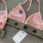 MIX & MATCH Pink Star Tops