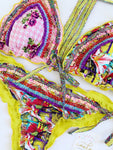 Wonderland Malu Beaded Colombian Bikini Set