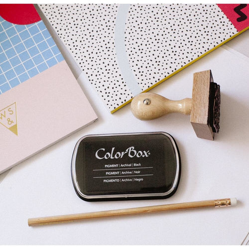 Color Box Black Stamp Pad