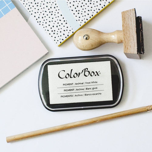 ColorBox White Ink Pad