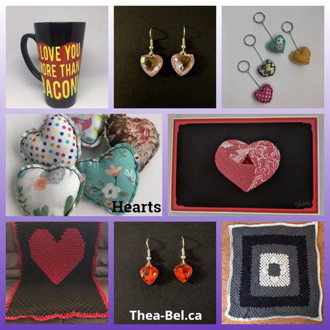 Heart Items
