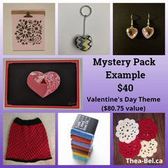 Mystery Pack Example