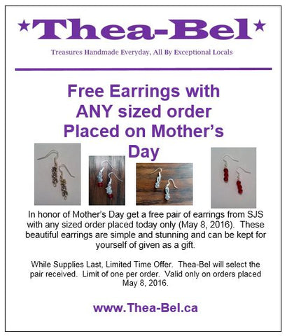 Free gift today only