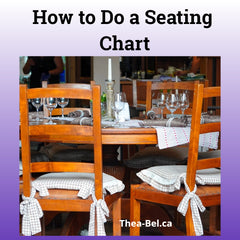 How to Do a Seating Chart