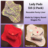 Lady Pads (2 Pack)