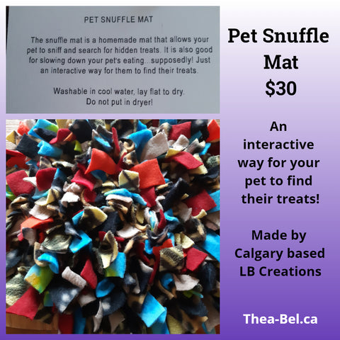 Pet Snuffle Mat - Interactive Way to Find Pet Treats