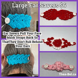 Large Ear Savers