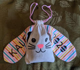 Made to Order Custom Bunny Bags