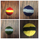 Harry Potter House Christmas Balls - Gryffindor, Hufflepuff, Ravenclaw, & Slytherin