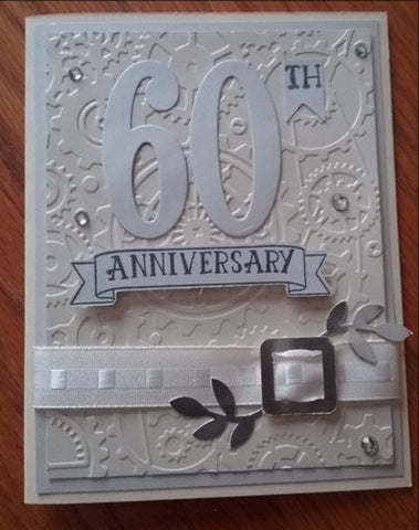 60th Anniversary Card