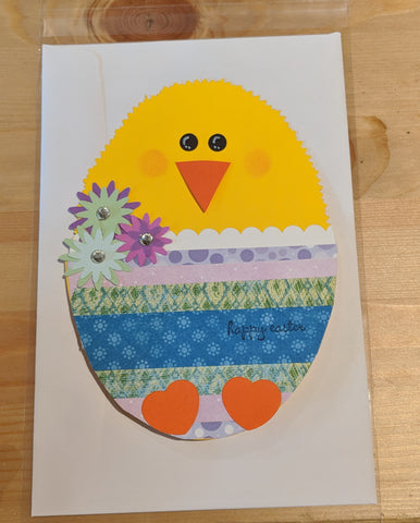 Chick Easter Card