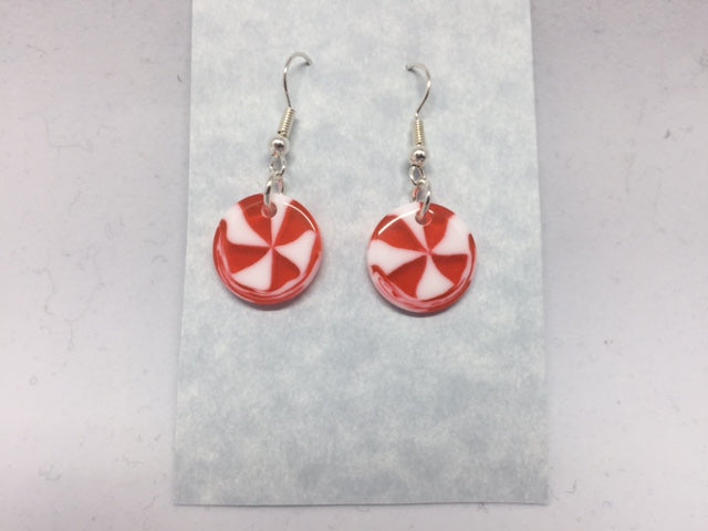 Plastic Candy Earrings (Nickle Free)