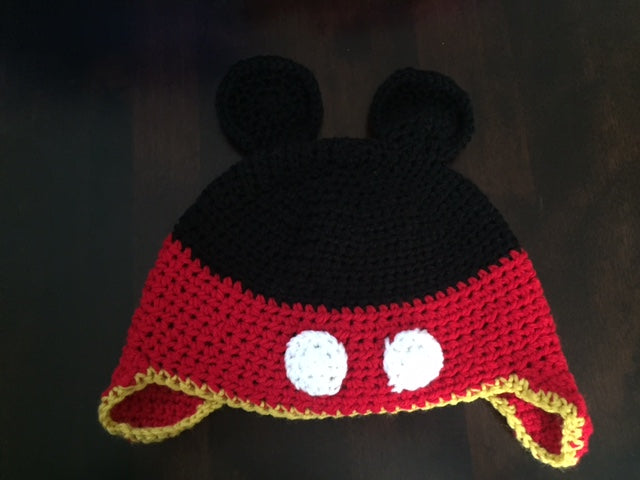 Mickey Hat - Child/Youth Size