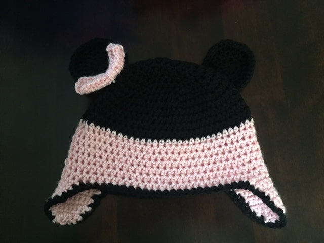 Minnie Hat - Child/Youth Size