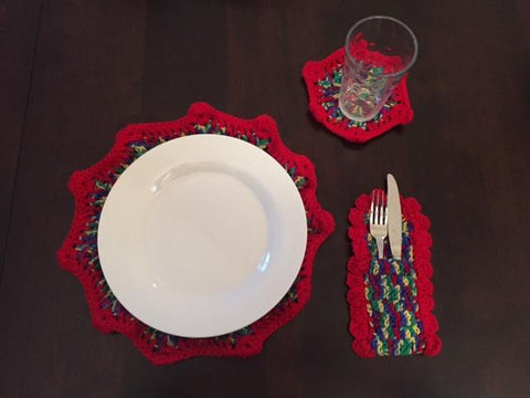 3 Piece Dinner Place Settings (6 person set) - Leaving Website Soon