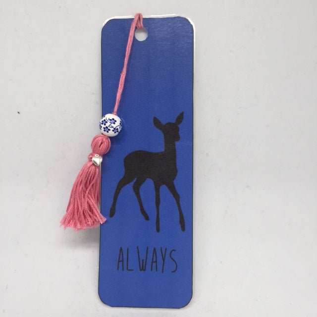 Harry Potter Always Inspired Bookmark