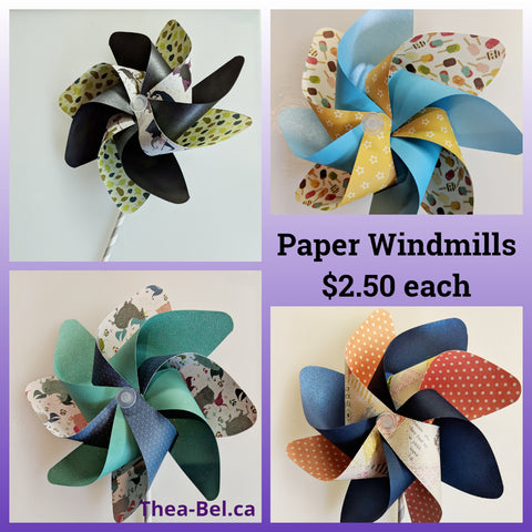 Windmills - Multiple Patterns