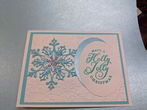 Have a Holly Jolly Christmas Card