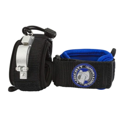 Two Pack Liberty Wristband - Leash Holder with Manual Quick Release