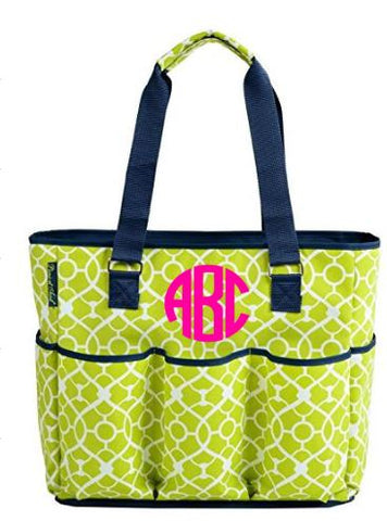 ae893793b95 Large Personalized 6 Pocket Insulated Cooler/Tote Bag – Little Pink ...